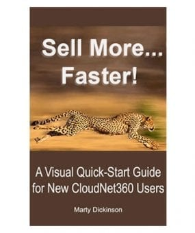 Official CloudNet360 Quick Start Setup Guide Book Cover