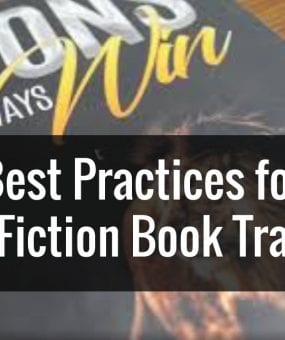 Best practices for non-fiction book trailers main image